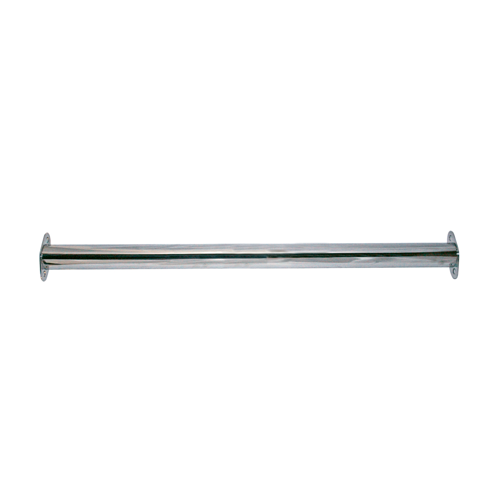 '32 Front Spreader Bar with Bolts – Polished